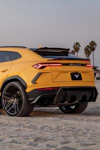 360x640 2020 Vorsteiner Lamborghini Urus 5k