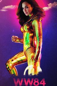 2020 Wonder Woman 1984