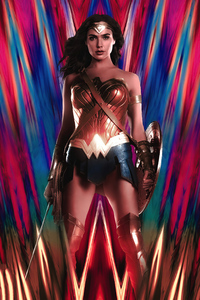 2020 Wonder Woman 84 New