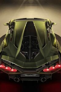 2021 5k Lamborghini Sian