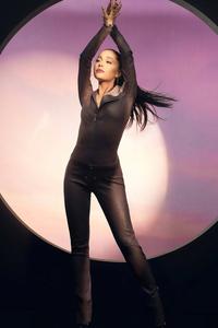 1080x2160 2021 Ariana Grande Allure Magazine
