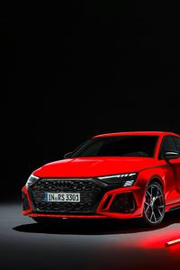 1440x2960 2021 Audi RS 3 Sportback 8k