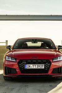 750x1334 2021 Audi TTS Competition Plus Coupe 10k