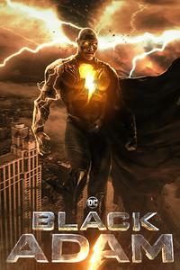 2021 Black Adam 4k