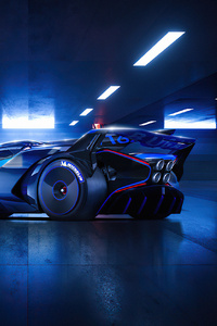 2021 Bugatti Bolide 4k