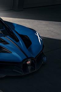 2021 Bugatti Bolide 8k