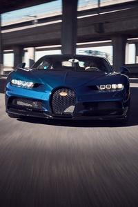1125x2436 2021 Bugatti Chiron Pur Sport 8k