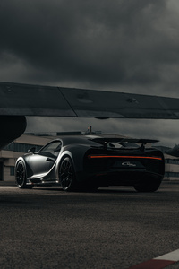 480x800 2021 Bugatti Chiron Sport Les Legendes Du Ciel 10k