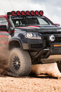 2021 Chevrolet Colorado ZR2 Race Truck 5k