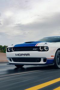 640x1136 2021 Dodge Challenger Mopar Drag Pak