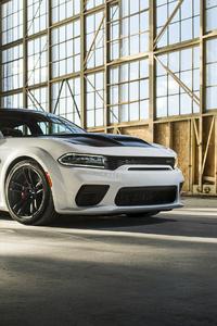 2021 Dodge Charger Srt Hellcat Redeye 4k