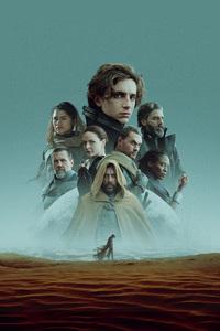 1080x1920 2021 Dune Movie 8k