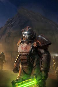 2021 Fallout 76 Steel Dawn 4k