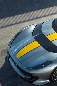 1080x2160 2021 Ferrari 812 Special Edition