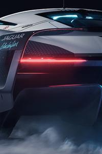 2021 Jaguar Vision Gran Turismo SV 5K