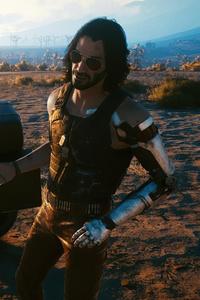2021 Johnny Silverhand Cyberpunk 2077 5k