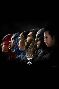 640x960 2021 Justice League Synder Cut 5k