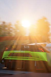 1242x2688 2021 Lamborghini Assetto Corsa Competizione 4k
