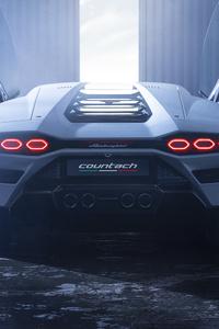480x854 2021 Lamborghini Countach Lpi 800 Scissor Doors