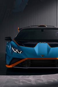 2021 Lamborghini Huracan Sto 5k