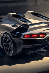 2021 Lamborghini SC20 5k