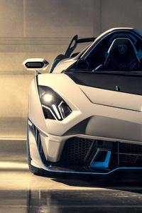 2021 Lamborghini SC20 Front