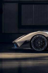 2021 Lamborghini SC20 Sid View