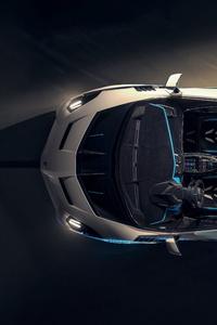 2021 Lamborghini SC20 Upper View
