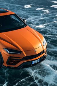 480x800 2021 Lamborghini Urus Pearl Capsule 4k