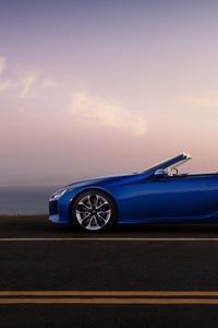 2021 Lexus LC 500 Convertible 10k