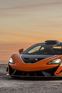 1080x2160 2021 McLaren 620R