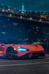1080x1920 2021 McLaren 765LT 8k