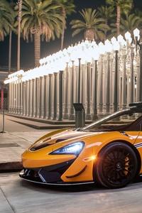 1242x2688 2021 McLaren 8k 620R