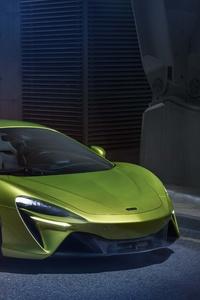 2021 McLaren Artura 10K
