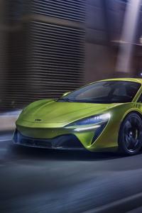 480x800 2021 McLaren Artura Front