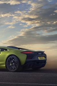 480x800 2021 McLaren Artura Rear