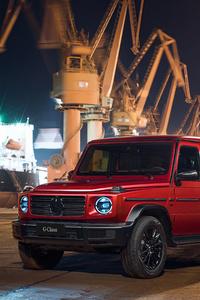 2160x3840 2021 Mercedes Benz G Class 5k