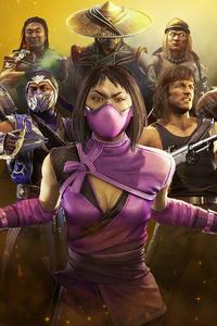 240x320 2021 Mortal Kombat 11 4k