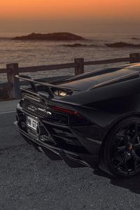 1280x2120 2021 Novitec Lamborghini Huracan Evo 10k