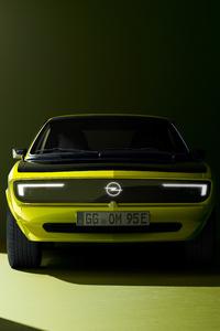 1080x2160 2021 Opel Manta GSe ElektroMOD