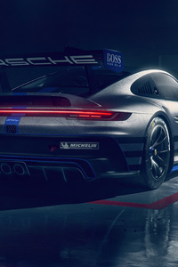 750x1334 2021 Porsche 911 GT3 Cup 992 5k