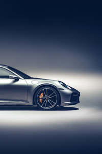 1242x2688 2021 Porsche 911 Turbo S