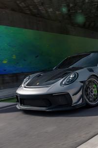 1080x2280 2021 Porsche GT3 RS 5k