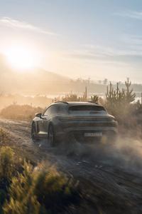 480x854 2021 Porsche Taycan Cross Tourismo 5k