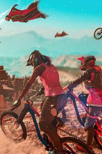 1125x2436 2021 Riders Republic 4k