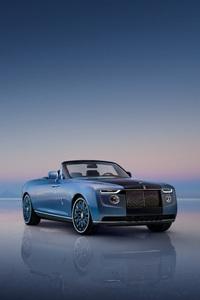 1440x2960 2021 Rolls Royce Boat Tail 10k