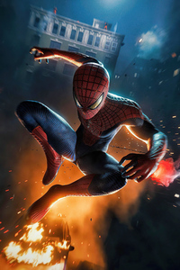 640x1136 2021 Spiderman Remastered Ps5 4k