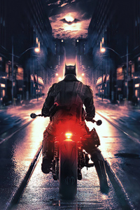 480x800 2021 The Batman Movie 4k
