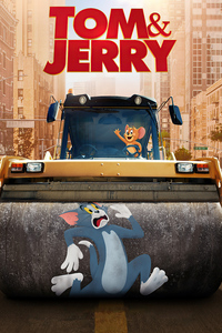 1242x2688 2021 Tom And Jerry