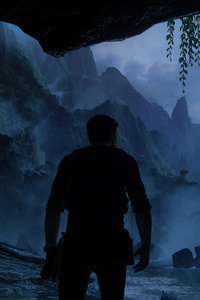 1440x2560 2021 Uncharted Legacy Of Thieves 4k